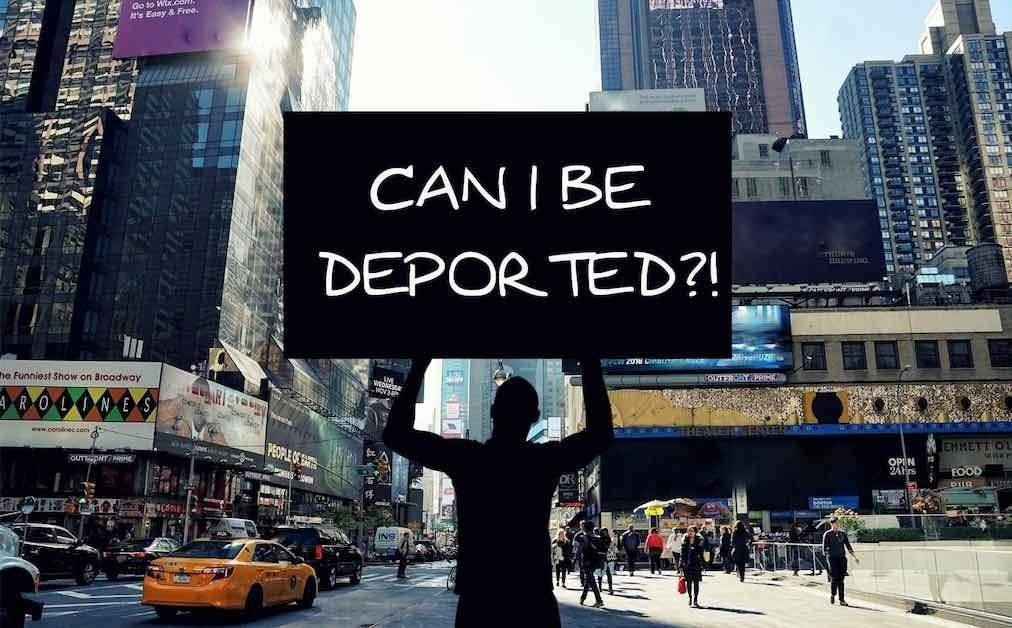 Can the government deport ANYONE?