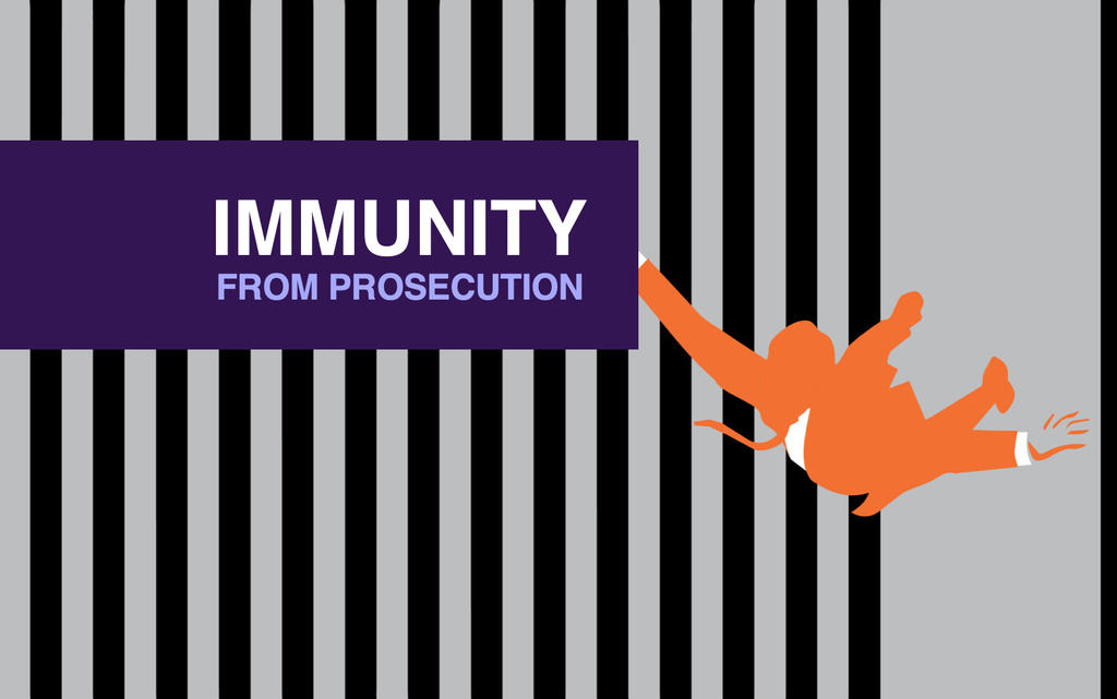 What is criminal immunity?