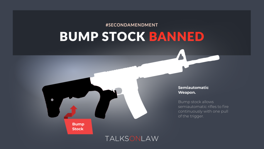 Bump Stock Now Illegal