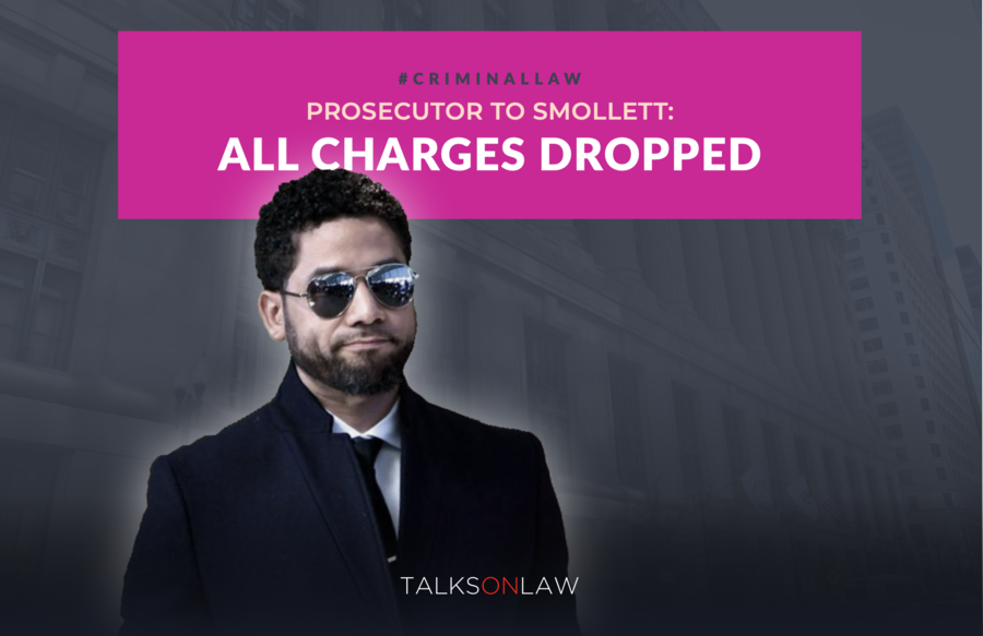 Jussie Smollett–All Charges Dropped