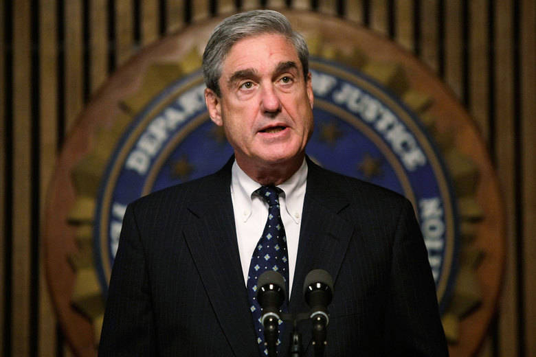 Robert Mueller's 12 Secret Criminal Referrals