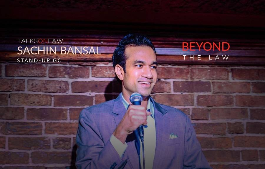 Beyond the Law: Stand-Up GC