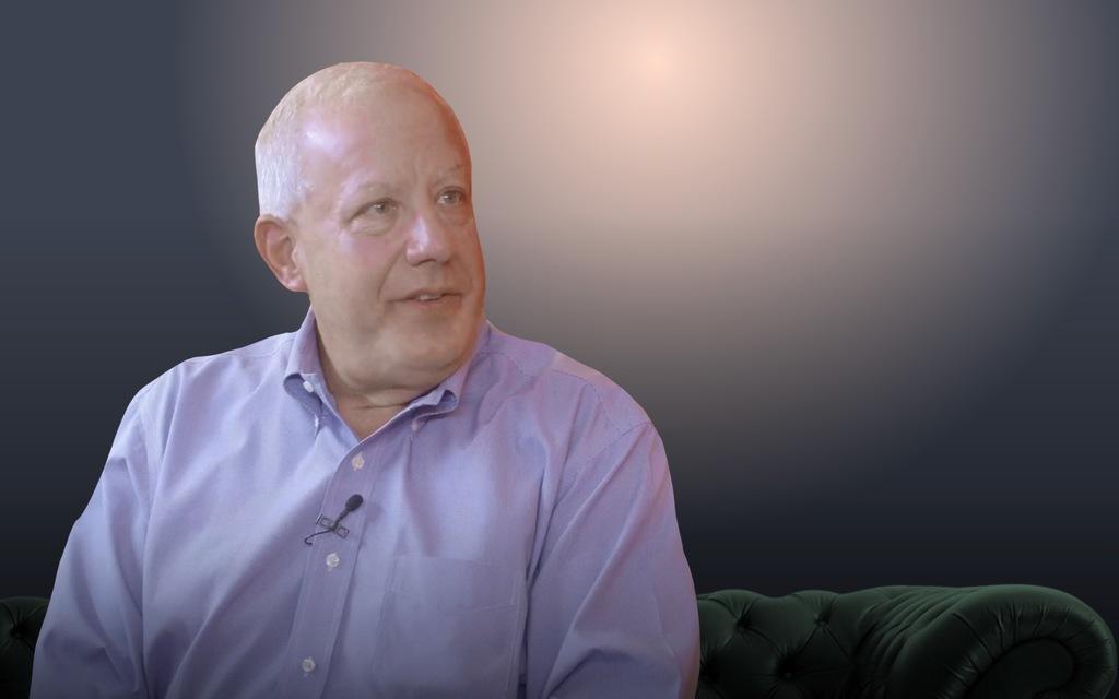 speaker David N. Feldman