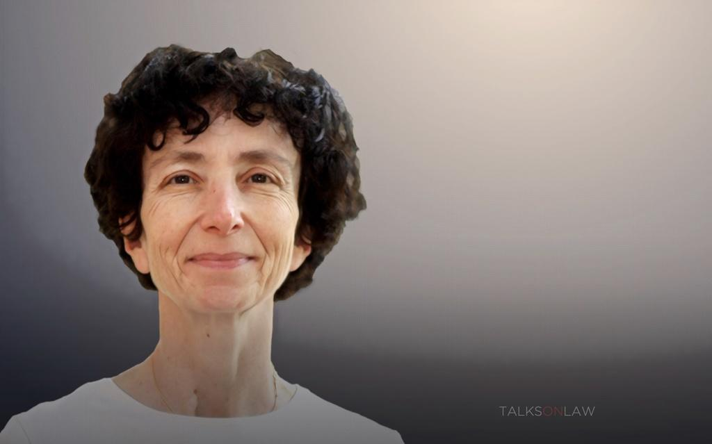 speaker Prof. Naomi R. Cahn