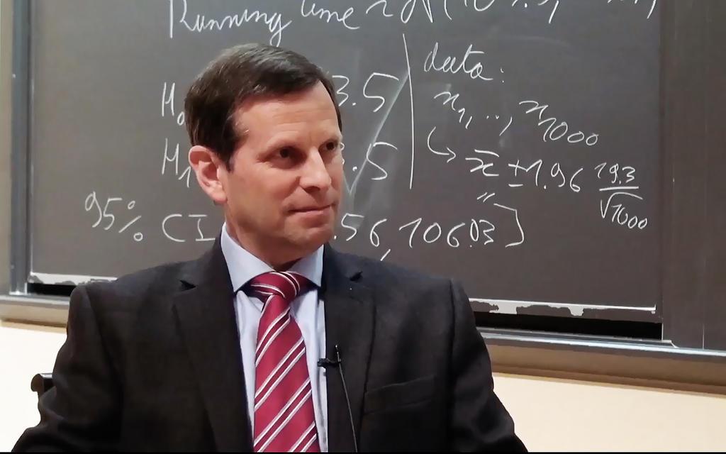 speaker Joel Reidenberg
