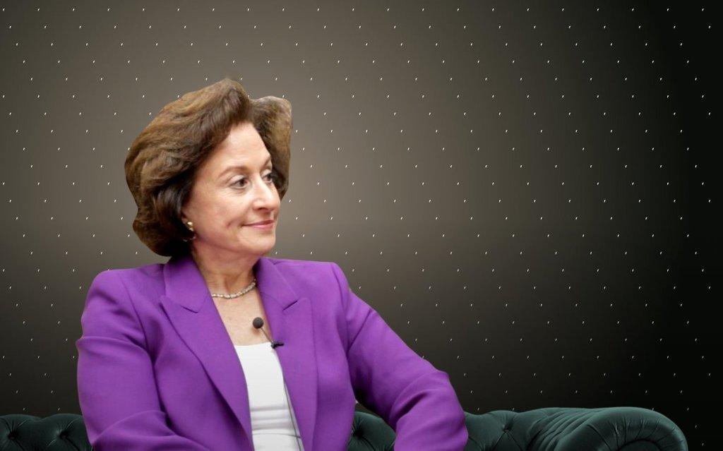 speaker Annette Nazareth