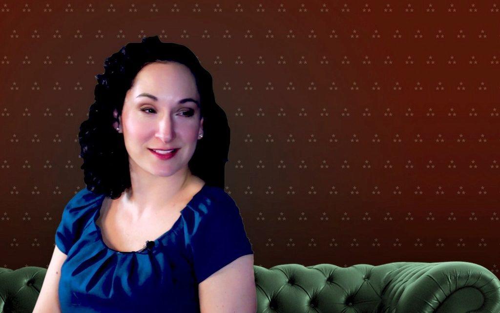 speaker Lauren Handel