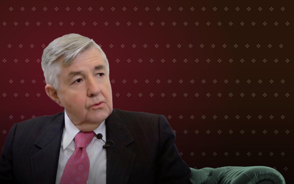 speaker James W. Quinn