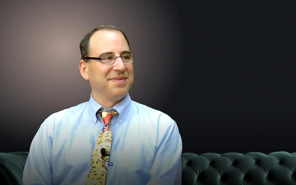 speaker Eric Goldman
