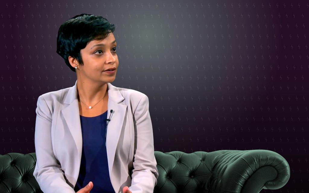 speaker Hina Shamsi