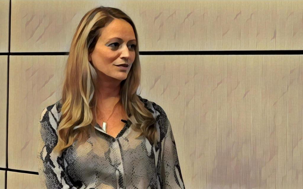 speaker Jennifer Justice