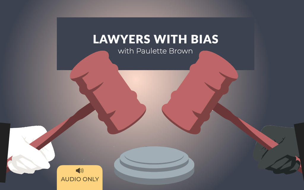related talk Lawyers with Bias (audio)